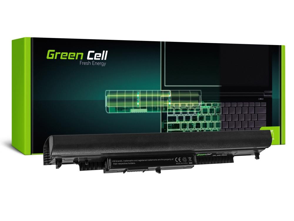 Green Cell HS03 807956-001 for HP 14 15 17, HP 240 245 250 255 G4 G5 (HP89) akumulators, baterija portatīvajiem datoriem