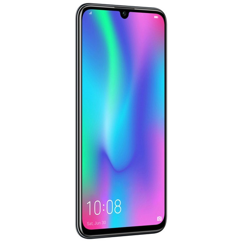 Honor 10 Lite 64GB Android midnight black Mobilais Telefons