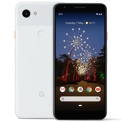 Google Pixel 3a XL Clearly White Mobilais Telefons
