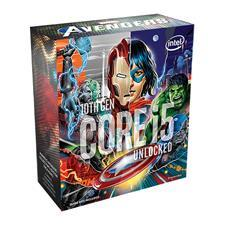 Intel Core i5-10600K (Comet Lake) Limited Avengers Edition - box CPU, procesors