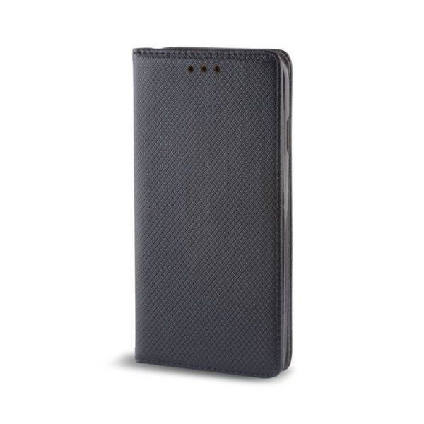 GreenGo Samsung J6 2018 Smart Magnet  Black maciņš, apvalks mobilajam telefonam