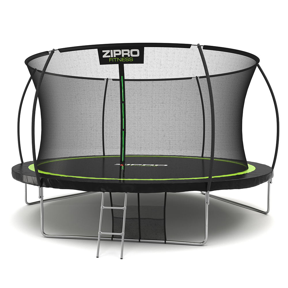 Zipro Jumpin 14FT 435cm garden trampoline + FREE shoe bag! Batuts