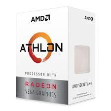Athlon 3000G 3,5GH AM4 YD3000C6FHBOX CPU, procesors