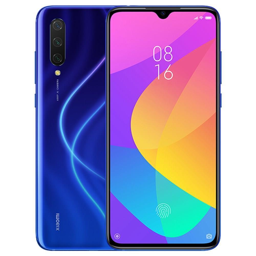 Xiaomi Mi 9 Lite 6GB/64GB Aurora Blue Mobilais Telefons