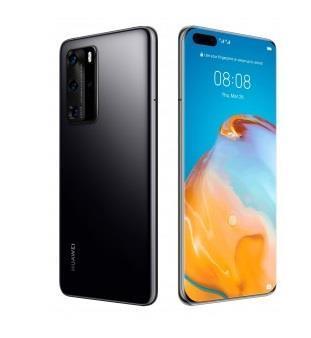 MOBILE PHONE P40 5G/8/128GB BLACK HUAWEI P408/128GBBLACK Mobilais Telefons