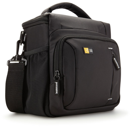 Case Logic TBC409 SLR Camera Holster/ Nylon/ Black/ Fits DSL soma foto, video aksesuāriem