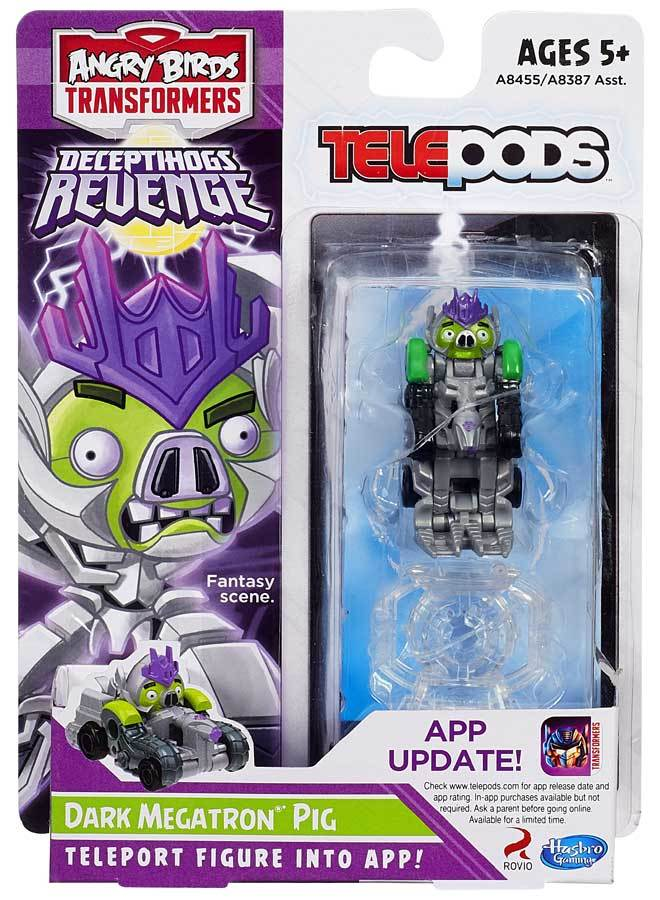 Hasbro Angry Birds Transformers (A8455) bērnu rotaļlieta