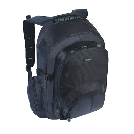 Targus Notebook Backpack portatīvo datoru soma, apvalks