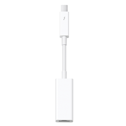 APPLE Thunderbolt to Gigabit Ethernet Adapter aksesuārs