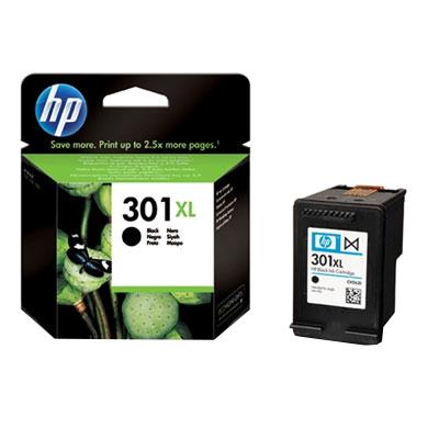 HP 301XL Ink Cartridge, Black kārtridžs