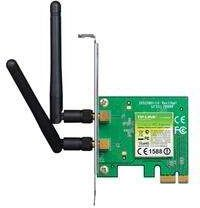 TP-Link 300Mbps Wireless N PCI Express Adapter TL-WN881ND tīkla karte