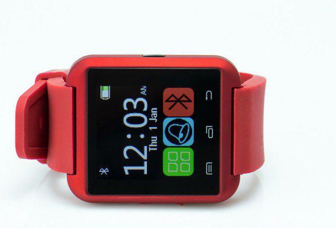 Garett G5 red Viedais pulkstenis, smartwatch