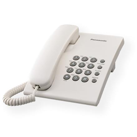 Panasonic KX-TS500FXW telefons