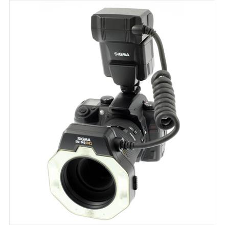 Sigma Macro Flash EM-140 DG for Canon zibspuldze