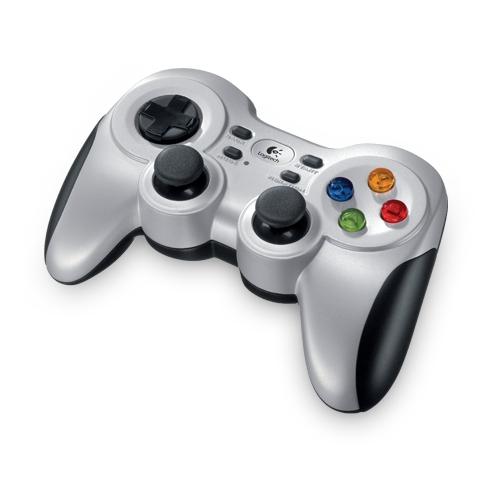 Logitech F710 Gamepad Wireless spēļu konsoles gampad