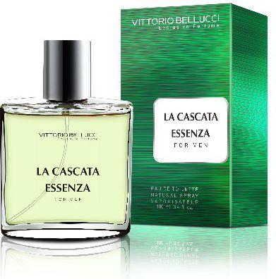 Vittorio Bellucci La Cascata Essenza EDT 100ml Vīriešu Smaržas