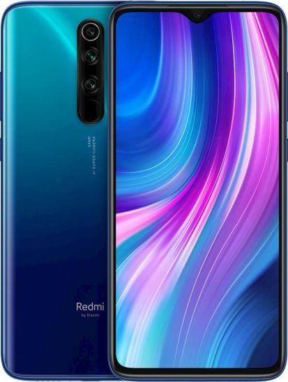Xiaomi Redmi Note 8 Pro 6GB/64GB Ocean Blue Mobilais Telefons
