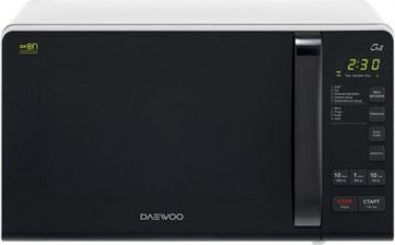 Winia Microwave oven with Grill KQG-663BW Free standing, 700 W, Grill, Silver/Black 8809721515433 Mikroviļņu krāsns