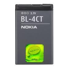 Nokia BL-4CT Original Battery for X3 5310 Li-Ion 860mAh (M-S akumulators, baterija mobilajam telefonam