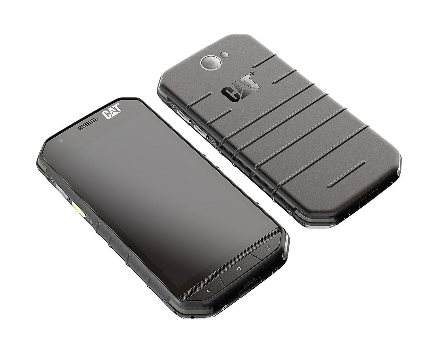 Caterpillar CAT S31 - 4.7 - 16GB - Android - black Mobilais Telefons