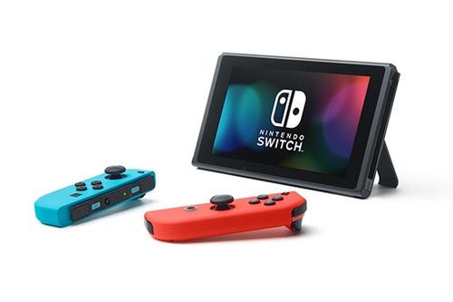 Nintendo Switch Neon Red / Neon Blue Console spēļu konsole