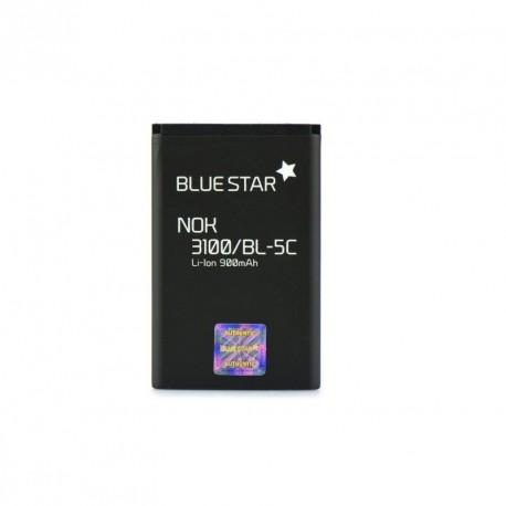 Blue Star battery Nokia BL-5C (non-original) 900mAh akumulators, baterija mobilajam telefonam