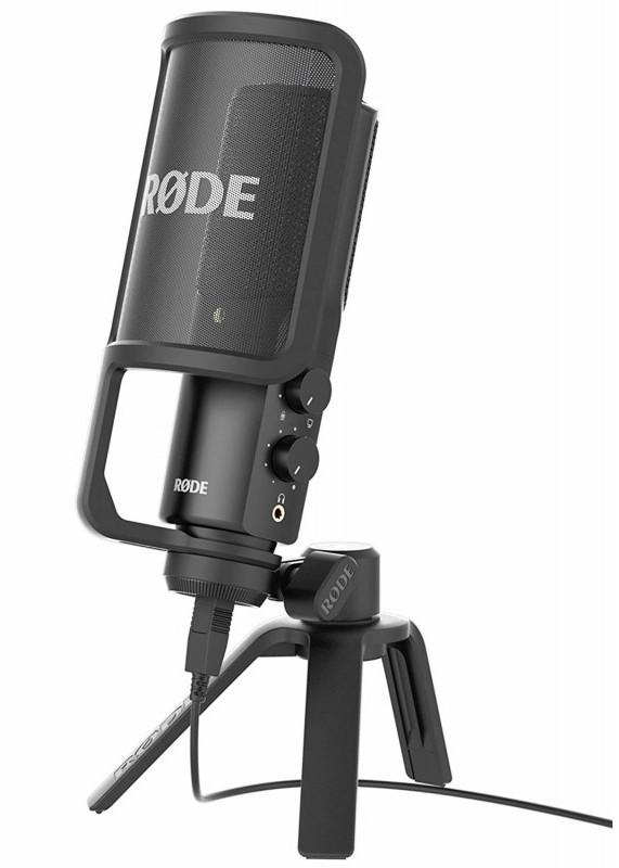 Rode mikrofons NT-USB 0698813003969 Mikrofons