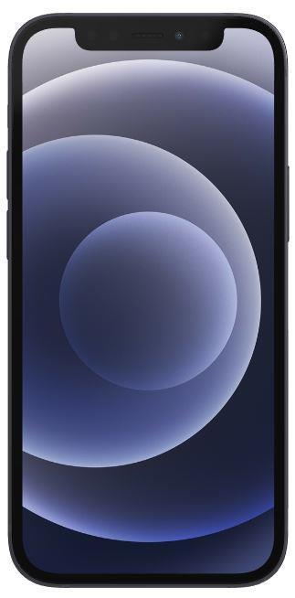 Apple iPhone 12 Mini 64GB Black Mobilais Telefons