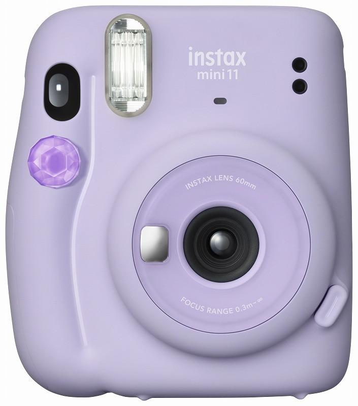 Fujifilm Instax Mini 11 Lilac Purple Digitālā kamera