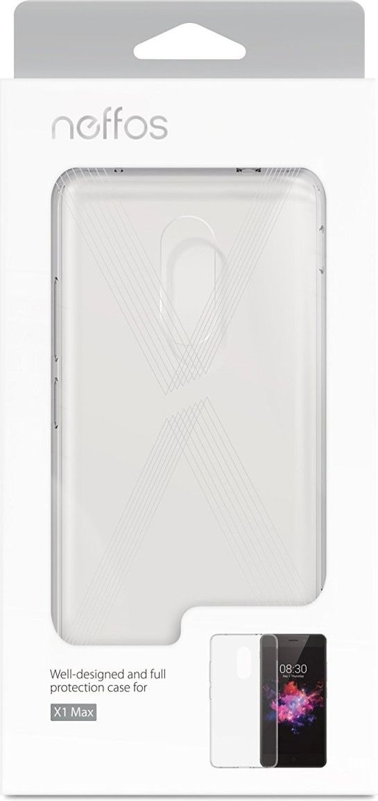 TP-Link Neffos X1 Max Schutzhulle transparent