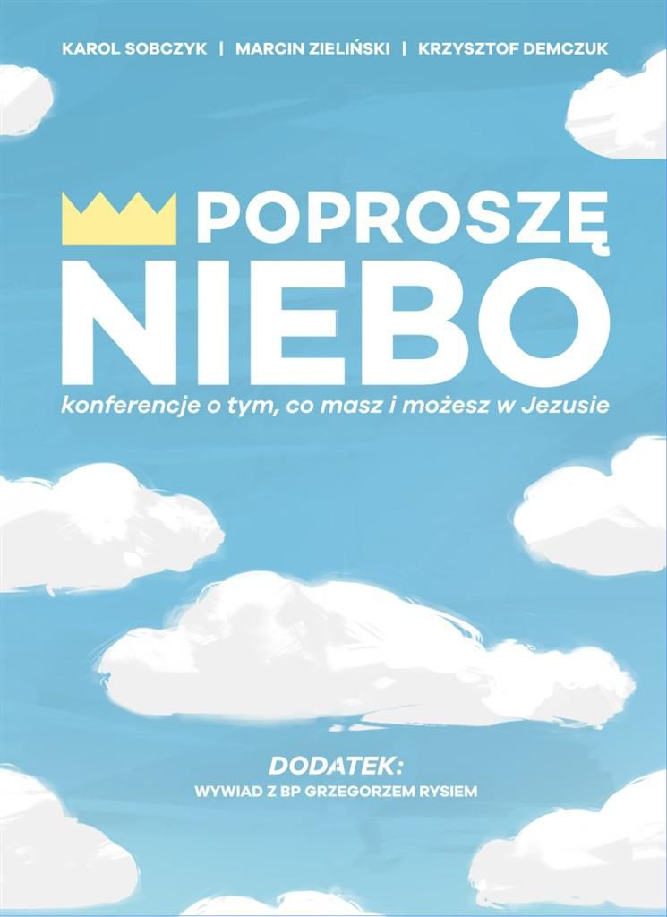 Poprosze Niebo + CD 224119 Literatūra