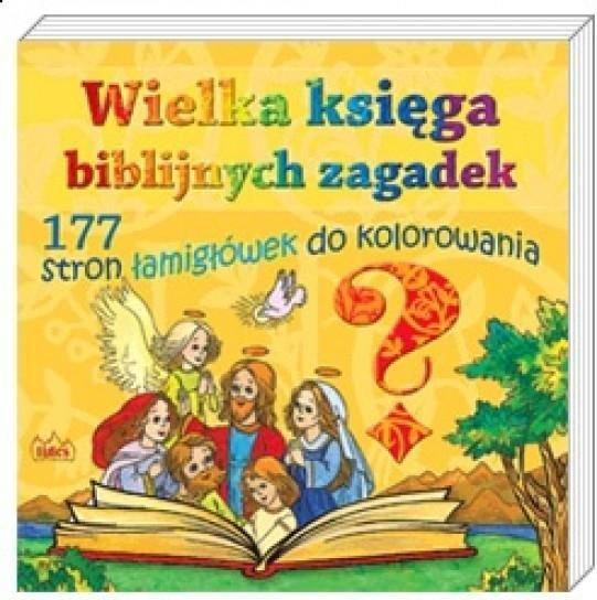 Wielka ksiega biblijnych zagadek 189187 Literatūra