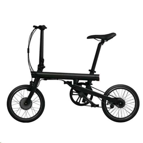 Xiaomi Mi QiCYCLE Electric Folding Bike, 250W, 7.3N.m, 20km/h, 18650 lithium-ion battery, 45km, EU Elektriskie skuteri un līdzsvara dēļi