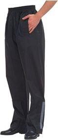 FASTRIDER Spodnie Rain Trousers czarne r. XXL (FSTR-6706-XXL) FSTR-6706-XXL
