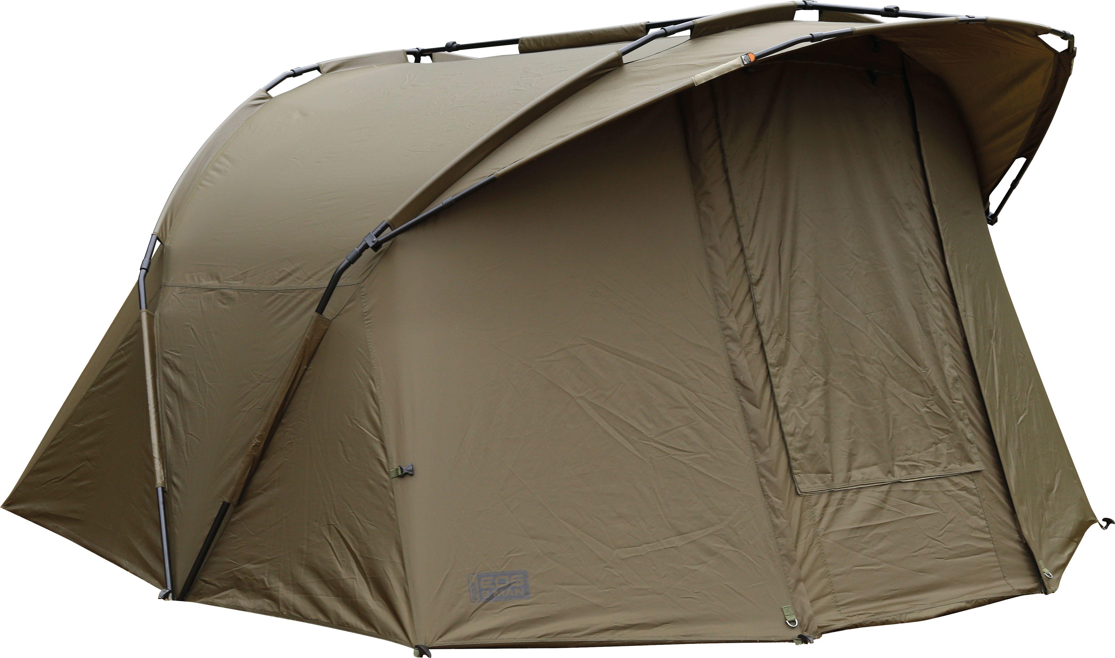 FOX EOS 2-man Bivvy (CUM257) telts Kempingiem, pārgājieniem