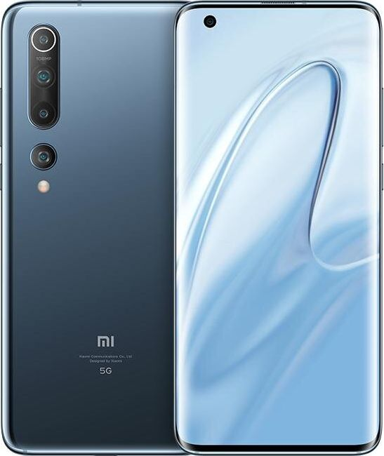Xiaomi Mi 10 8GB/128GB Twilight Grey Mobilais Telefons