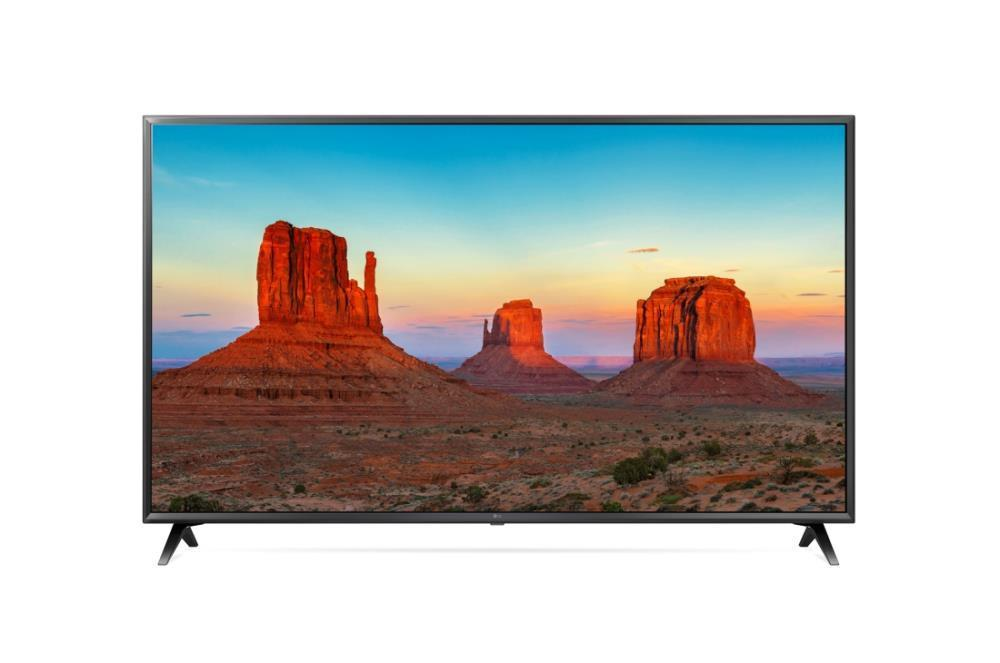 "LG 43UK6300MLB 43""; (108 cm), Smart TV, Ultra HD LED, 3840 x 2160 pixels, Wi-Fi, DVB-T2/C/S2, Black LED Televizors"