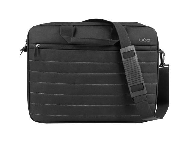 Notebook Bag Asama BS200 15,6 inch. black portatīvo datoru soma, apvalks