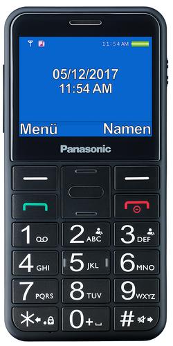 "Panasonic KX-TU150EXB ( 2,4"" ; Black ) Mobilais Telefons"