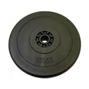 Svara disks YLPS37 10kg Trenažieri