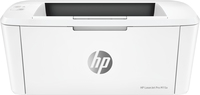 HP LaserJet M15A Mono, Laser, Printer, White, A4 printeris