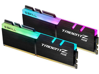 G.Skill DDR4 32 GB 3200-CL16 - Dual-Kit - Trident Z RGB operatīvā atmiņa