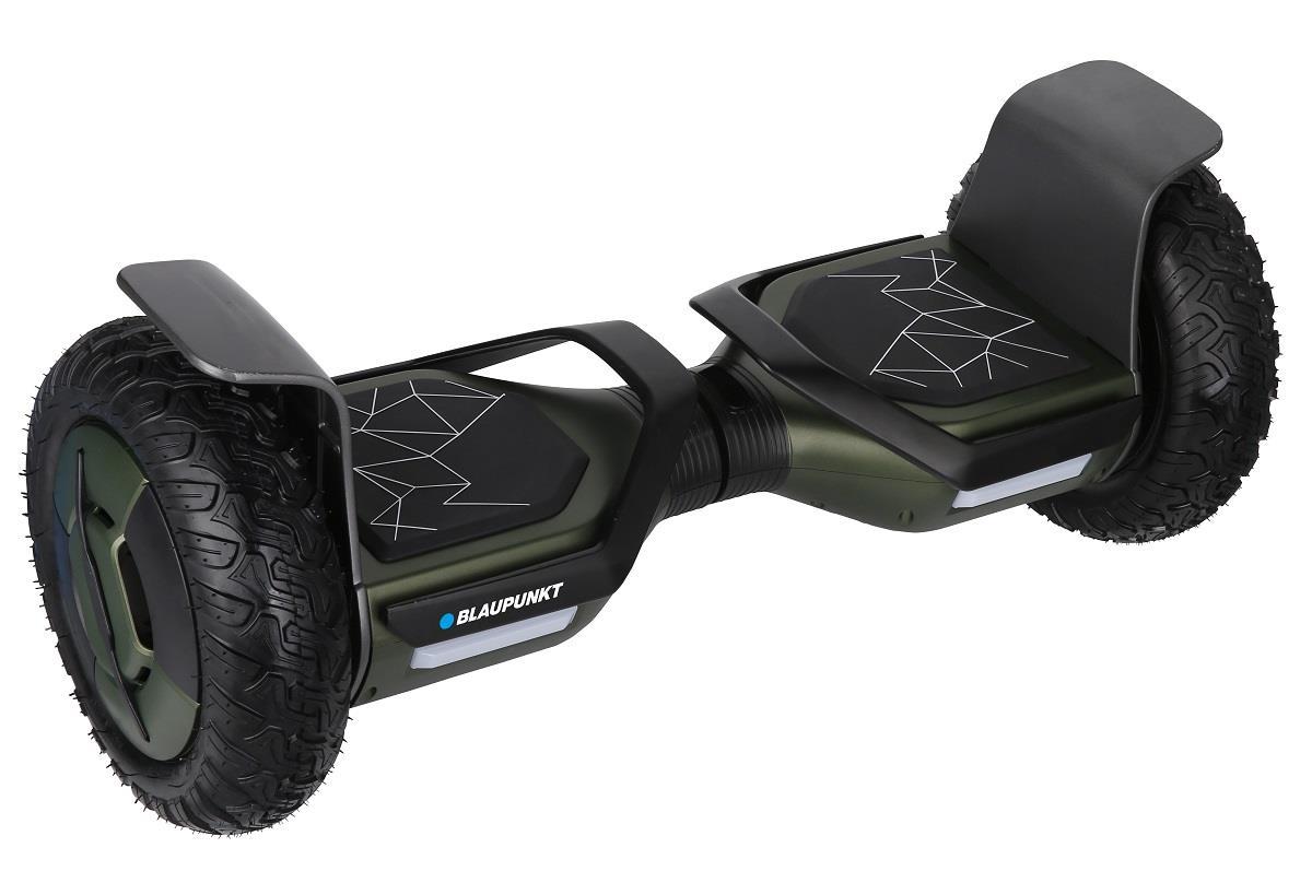 Skateboard electric Blaupunkt EHB810 (black color)