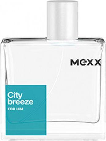 Mexx City Breeze for Him EDT 30ml Vīriešu Smaržas