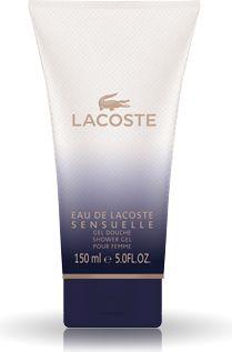 Lacoste Eau de Lacoste Sensuelle Shower gel 150ml kosmētika ķermenim