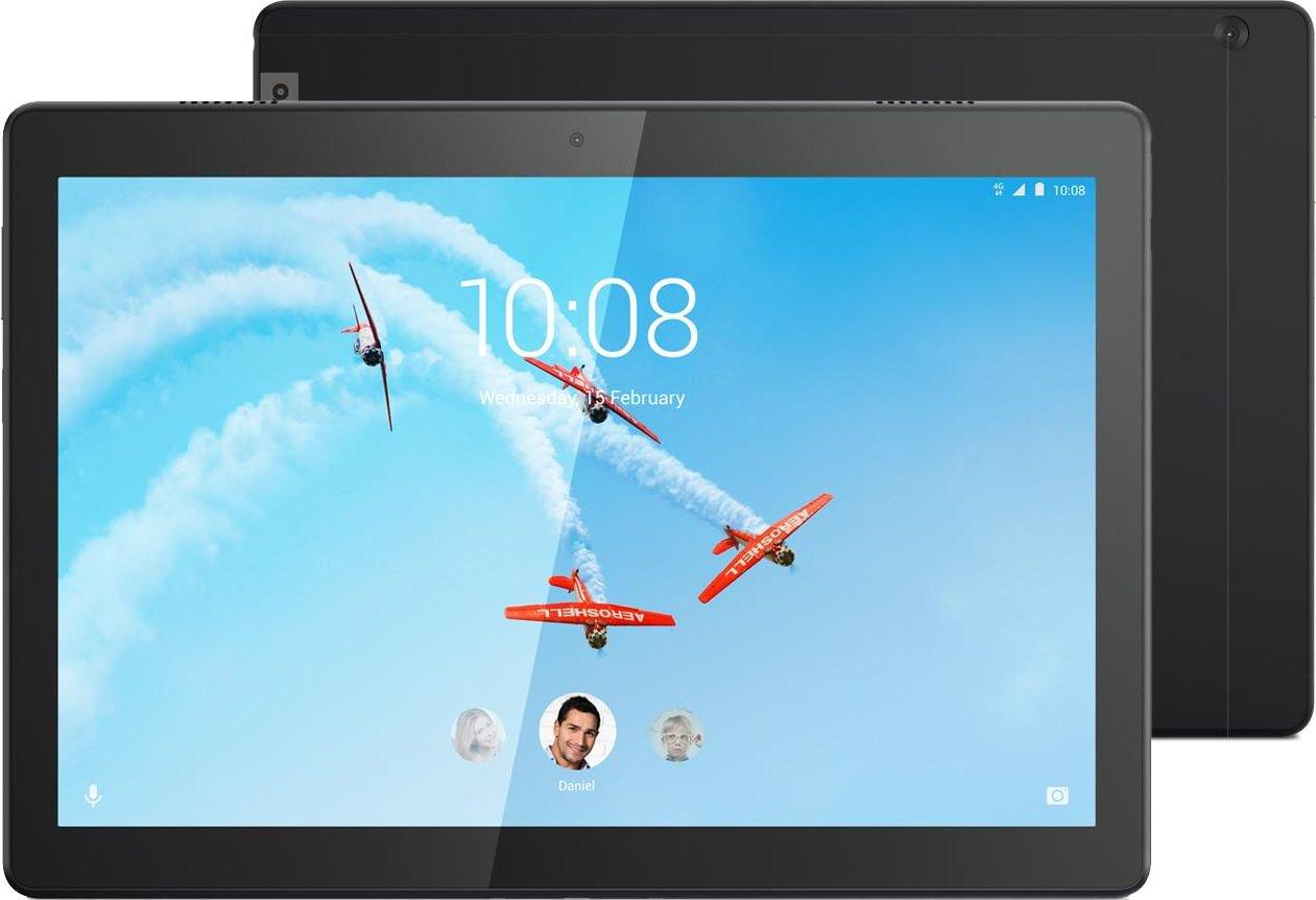 "Lenovo TAB M10 10.1 ZA490006PL (10,1""; 16GB; 2 GB; Bluetooth, LTE, WiFi; black color) Planšetdators"