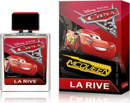 La Rive Disney Cars EDT 50ml 58280 Bērnu smaržas