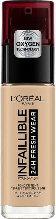 L'Oreal Paris Infallible 24H Fresh Wear Foundation 220 Sand 30ml tonālais krēms
