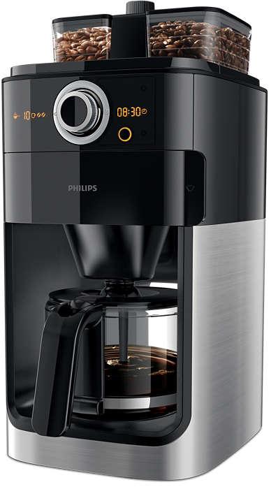 Philips Coffee mashine with grinder HD7769/00 Kafijas automāts