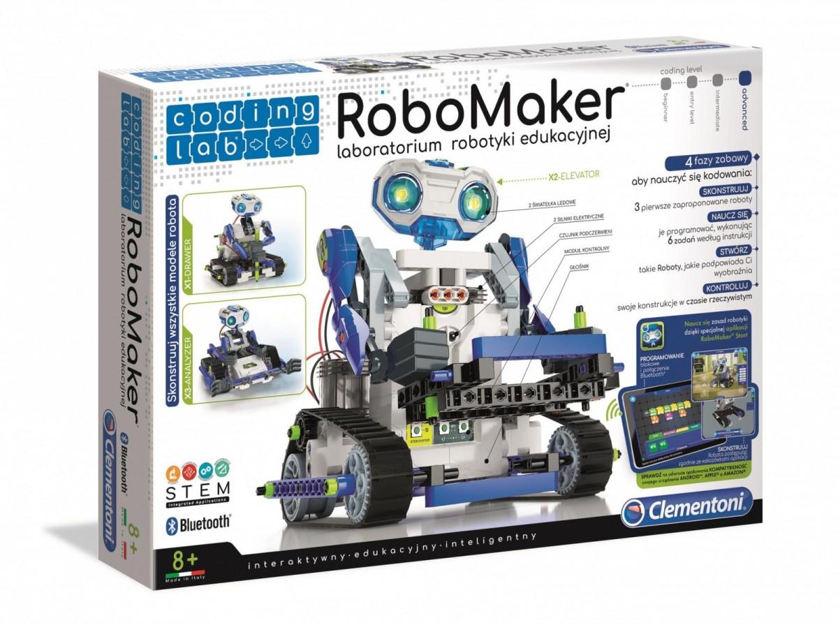 Clementoni Robomaker Starter Kit 50098